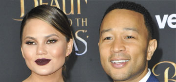 Chrissy Teigen and John Legend treat date night like prom night