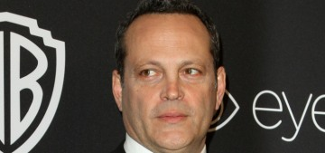Do you trust Vince Vaughn to make a movie about cops & the black community?