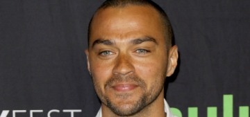 Jesse Williams is divorcing his wife after starting something with Minka Kelly?