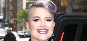 Kelly Osbourne: 'Mum once locked me in a mental institution for three days'