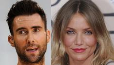 Star: 'clingy' Cameron Diaz makes Adam Levine meet her mom day after first date