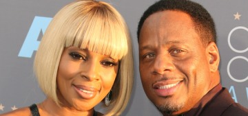 Mary J. Blige's estranged husband was allegedly banging her protégé