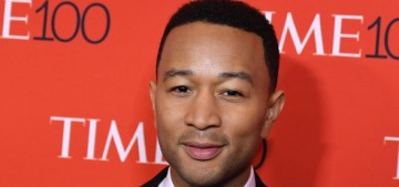 John Legend: Trump is 'a terrible president, manifestly unqualified & not curious'
