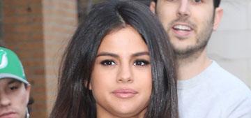 Selena Gomez debuts a bob haircut: flattering or forgettable?