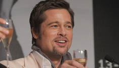 Jennifer Aniston, In Touch worry about Brad Pitt's drinking