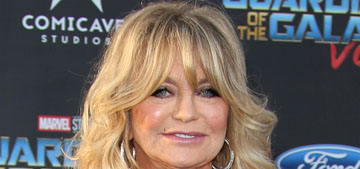 Goldie Hawn opens up about being sexually harassed as a go-go dancer in the 60s
