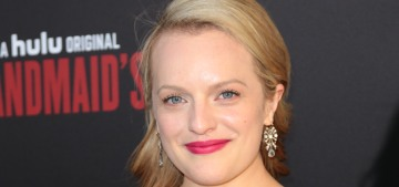 Elisabeth Moss on her feminist evolution: 'I was born, and then I was a feminist'