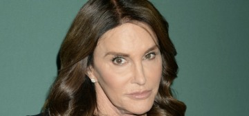 FYI: Caitlyn Jenner says she 'looked fabulous' when she met VP Mike Pence