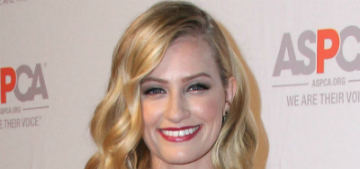 Beth Behrs: 'Being around horses, my panic attacks started going away'