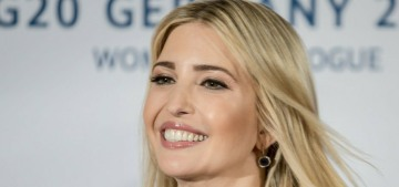 Ivanka Trump doesn't realize that world leaders are just trying to flatter her