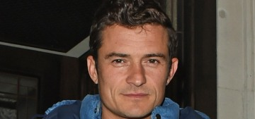 Orlando Bloom used a slur against the Roma community to describe himself