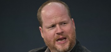 Joss Whedon stepped in dog poo for making a terrible joke about Paul Ryan