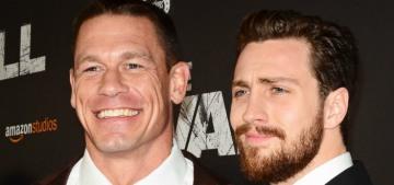 Wait, John Cena & Aaron Taylor-Johnson made a movie together?!?