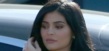 Kylie Jenner's explanation for her Photoshop-warped Instagram: crooked curtains