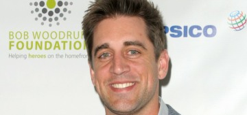 Is Aaron Rodgers imoving on from Olivia Munn over to Kelly Rohrbach?