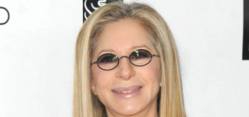 Barbra Streisand: people in the industry 'don't want to see a woman director'
