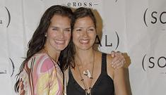 Brooke Shields is proud to be a strict mom