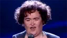 """Susan Boyle performs """"I Dreamed a Dream"""" for final (update: results)"""