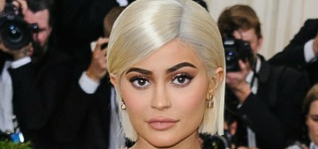 Kylie Jenner in Versace at the Met Gala: cheap, cute or just… sad doll?
