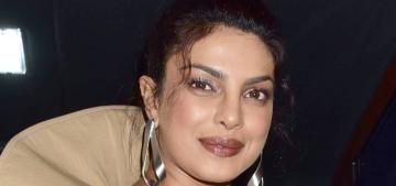 Priyanka Chopra in Ralph Lauren at the Met Gala: Inspector Gadget chic?