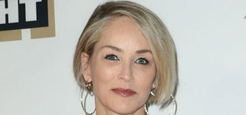 Sharon Stone opens up about suffering three miscarriages