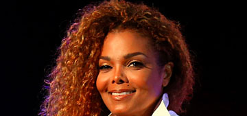 Janet Jackson's message to fans: 'Yes, I am separated'