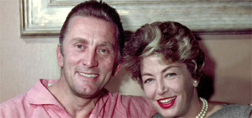 Kirk Douglas's wife, Anne: 'I understood it was unrealistic to expect total fidelity'
