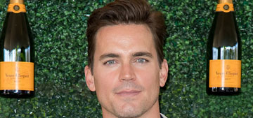 Matt Bomer learned how to act by 'having secrets' in 'Bible Belt Texas'