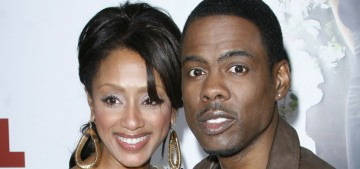 Chris Rock cheated on his wife with three women because he was rich & famous