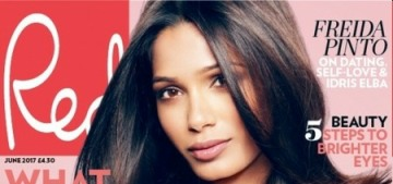 Freida Pinto: 'Age & wealth' don't matter in a relationship if there's love