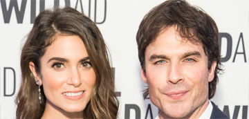 Nikki Reed & Ian Somerhalder are pregnant, 'never experienced anything more powerful'