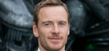 Michael Fassbender believes aliens are real: 'I think they're among us already'