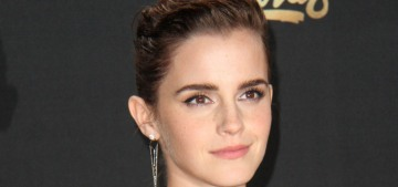 Emma Watson in Kitx at the MTV Movie & TV Awards: cute or boring?