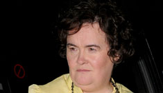 Susan Boyle hospitalized for exhaustion after Britains Got Talent loss