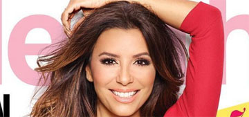 Eva Longoria on working out: 'I always wish my trainer doesn't show'