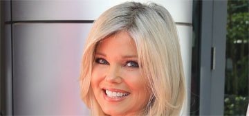 Donna D'Errico of Baywatch, 49, on her four plastic surgery procedures in a day