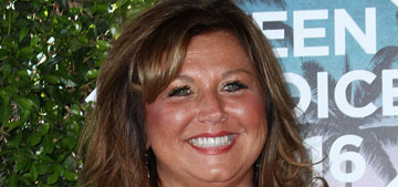 Abby Lee Miller will survive prison by pretending she's shooting a movie