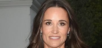 Pippa Middleton reportedly demands her wedding guests bring a second outfit
