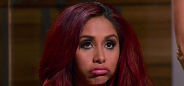 Snooki to mom shamers: 'I don't need a-holes telling me how to raise my child'