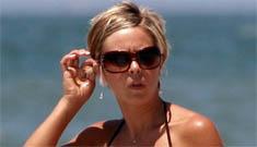 Brother of Jon Gosselin's mistress to put bed on eBay; Kate Gosselin bikini pics