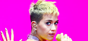 Katy Perry is in talks to join the American Idol judging panel
