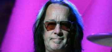 Todd Rundgren: 'If you're a Trump supporter, don't come to my show'