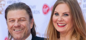 Did you know 58-year-old Sean Bean is about to marry his fifth wife?