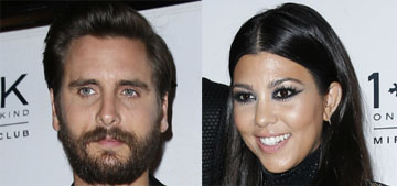 Scott Disick brought another woman on vacation because he's a 'sex addict'