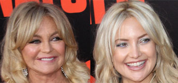 Goldie Hawn on Kate Hudson: 'We share everything. She's the greatest'