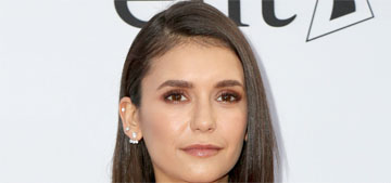 Nina Dobrev: For better or for worse I wear my workout clothes in daily life
