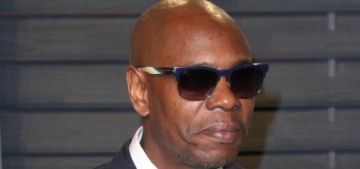 Dave Chappelle apologizes for saying we should give Donald Trump a chance