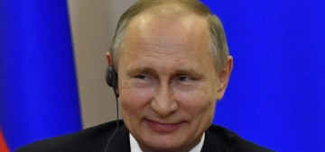 Vladimir Putin has a recording of Trump's Oval Office meeting with the Russians