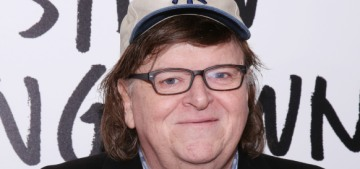 Michael Moore is working on a Trump documentary called 'Fahrenheit 11/9′