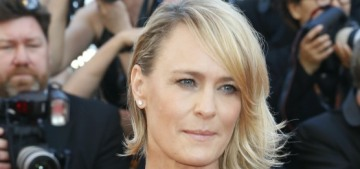 Robin Wright: Netflix lied, 'I was told I was getting equal pay… it's not true'